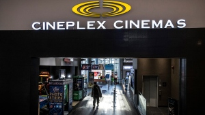 Cineplex Odeon Theater at Yonge and Eglinton in Toronto on Monday December 16, 2019. THE CANADIAN PRESS/Aaron Vincent Elkaim