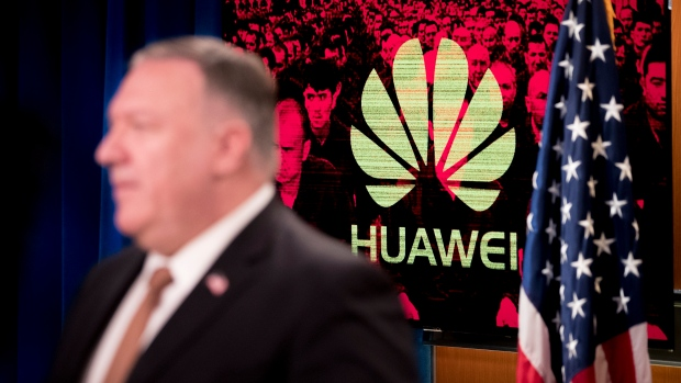 Pompeo/Huawei