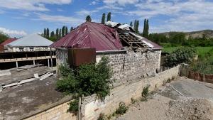 Azerbaijan damage