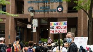 Toronto protest
