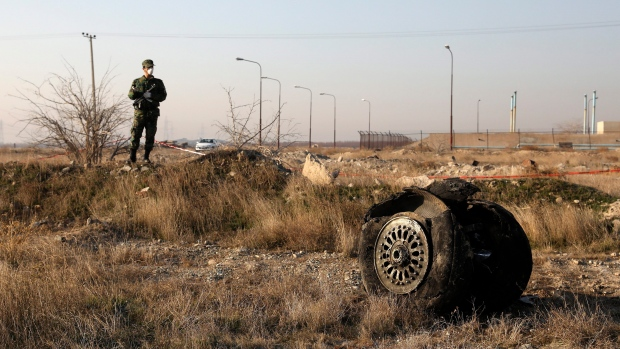 Work begins on black boxes from Ukrainian jet downed by Iran