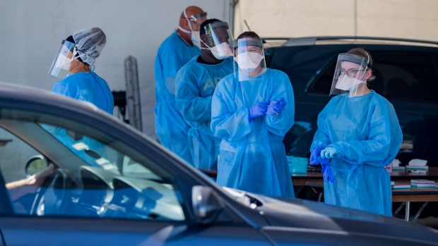 World Health Organization reports record single-day increase in COVID-19 cases