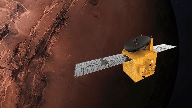 UAE successfully launches Mars probe aboard Japanese H-IIA rocket