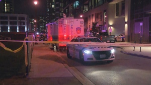 Peel police are investigating a brazen incident in Mississauga.