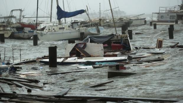 Hurricane Hanna batters coronavirus-hit Texas