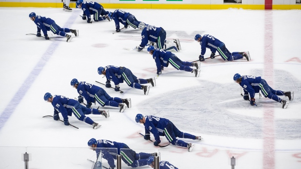 National Hockey League  announces zero positive tests as players report to hubs