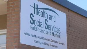 Haldimand-Norfolk Health Unit managing group