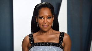 Regina King arrives at the Vanity Fair Oscar Party on Sunday, Feb. 9, 2020, in Beverly Hills, Calif. THE CANADIAN PRESS/AP-Photo by Evan Agostini/Invision/AP