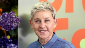 "FILE - Ellen DeGeneres attends the premiere of Netflix's ""Green Eggs and Ham,"" on Nov. 3, 2019, in Los Angeles. DeGeneres apologized to the staff of her daytime TV talk show amid an internal company investigation of complaints of a difficult and unfair workplace. (Photo by Mark Von Holden /Invision/AP, File)"