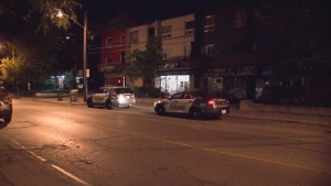 One man was injured following  a stabbing in the city's east end.