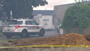 York Regional Police are investigating a fatal shooting in Vaughan.