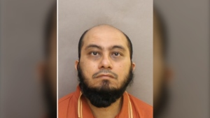 Taher Saifuddin, 43, has been charged in a Luring a Child under the age of 18 years.