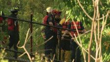 Richmond Hill water rescue