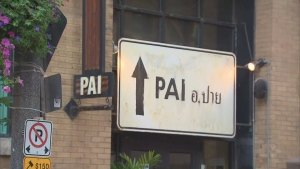 PAI Northern Thai Kitchen is seen in this photo.