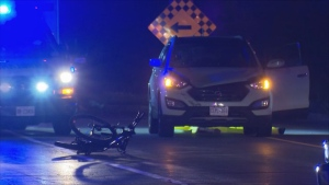 Peel police are investigating a fatal collision in Mississauga.