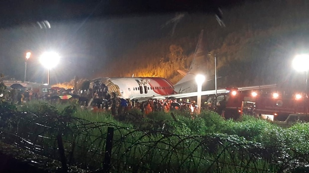 Air India Express crash