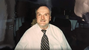 James Hill is seen in this undated handout photo. Hill, 72, died at a Virginia hospital on Wednesday, four weeks after being transferred there from a nearby detention facility run by U.S. Immigration and Customs Enforcement (ICE). THE CANADIAN PRESS/HO, Verity Hill