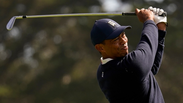 Tiger, Woods