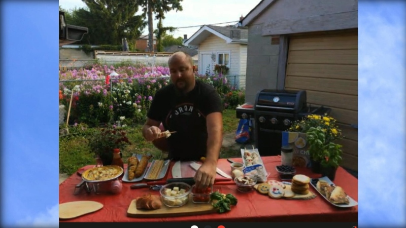 Earlscourt BBQ owner Chef Jason Rees discusses some unusual items that you can try grilling on the BBQ this summer.