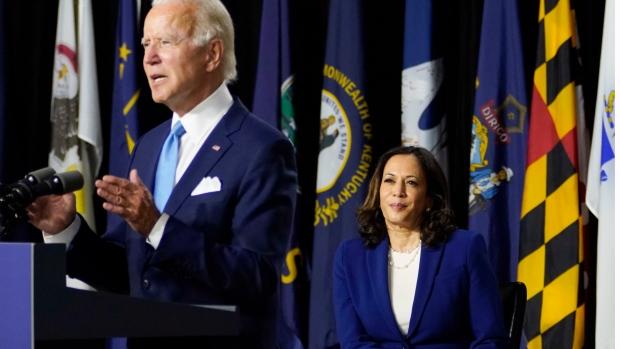 Biden, Harris,