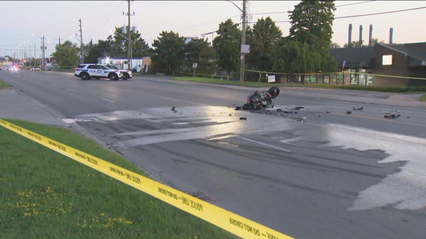 Police are investigating a fatal crash in Brampton early Thursday morning.