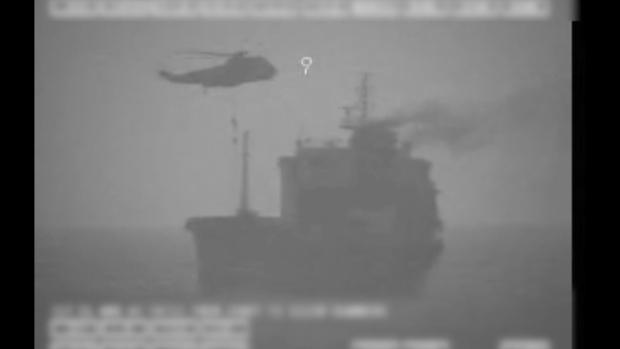 Iran tanker seizure