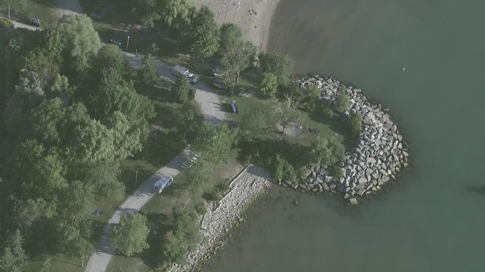 A third body has been pulled out of Lake Ontario near Bluffer's Park on Monday morning, less than 48 hours after two bodies were found over the weekend, Toronto police's marine unit said.