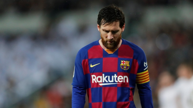 Questions surround Messi's future amid Barcelona chaos