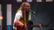 Andy Shauf performs at the 2016 Polaris Music Prize in Toronto on Monday, September 19, 2016. Saskatchewan singer-songwriter Andy Shauf has landed a spot on Barack Obama's coveted summer playlist. THE CANADIAN PRESS/Chris Young