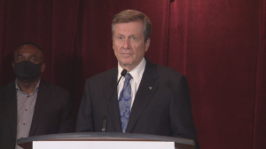 Mayor John Tory announced on Thursday that the city is investing a total of $1.7 million in property tax relief to 45 live music venues this year.