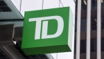 A TD Bank branch is seen in Halifax. (Photo: THE CANADIAN PRESS/Andrew Vaughan)