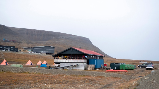 Man killed by polar bear in Norway's Arctic Svalbard islands