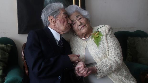 Julio and Waldramina