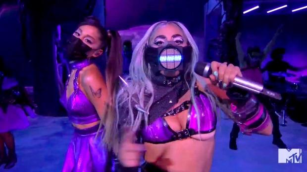 Lady Gaga, Ariana Grande