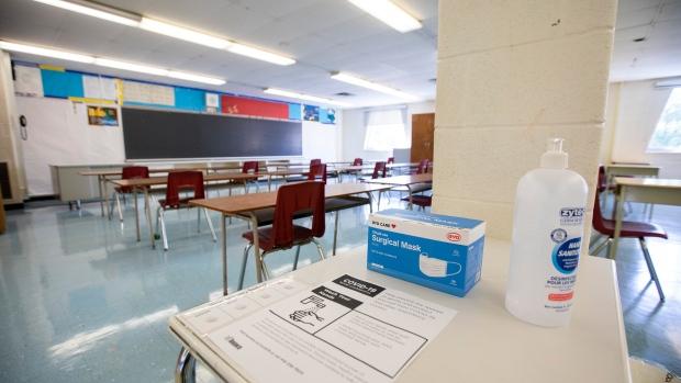 school, Toronto, classroom,
