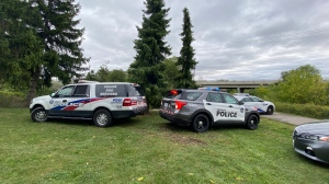 Toronto police responded to a medical complaint in the area of Highway 27 and West Humber Trail on Monday morning.
