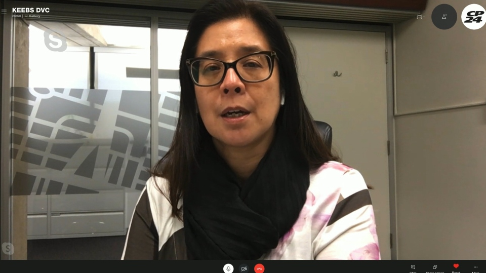 Dr. Eileen de Villa, Toronto's medical officer of health, answers viewer questions about COVID-19.