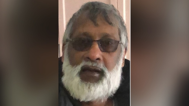 Mohamed-Aslim Zafis 58 was killed in a stabbing outside a mosque in Rexdale