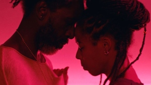 Actor and musical performer Saul Williams, left, and Donisha Prendergast are seen in an undated still image from the film Akilla's Escape. THE CANADIAN PRESS/HO-TIFF