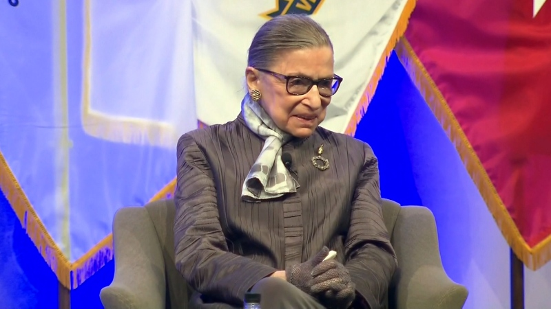 Supreme Court Justice Ruth Bader Ginsburg has died of complications from metastatic pancreatic cancer.