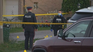 A 29-year-old man is dead after a shooting in Scarborough Sunday night, according to Toronto police.