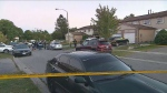 Just after 6 p.m on Sunday., Toronto police responded to a shooting on Bradworthy Court, near Morningside and Sheppard avenues.