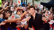 Nothing was holding Shawn Mendes back from making history at this year's SOCAN Awards.