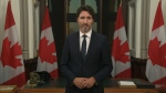 Prime Minister Justin Trudeau addresses the nation on Canada's COVID-19 response.