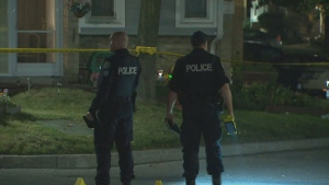 Toronto police are investigating after a shooting in Scarborough.