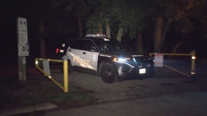Toronto police are investigating after a body was found in Lake Ontario at Ashbridges Bay Park on Friday.