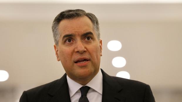Lebanese Prime Minister-designate Mustapha Adib