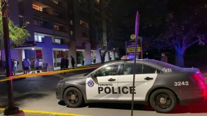 Toronto are investigating a shooting near Steeles Avenue West and Tangreen Court, west of Yonge Street.