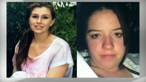 Rori Hache and Kandis Fitzpatrick are shown in a composite image.