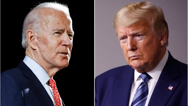 Biden and Harris release tax returns ahead of debate